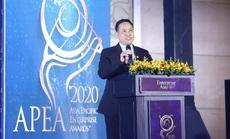 Nam A Bank nhận giải thưởng Doanh nghiệp xuất sắc Châu Á và Doanh nghiệp tăng trưởng nhanh