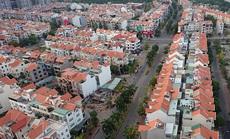 Giá nhà liền thổ tăng gần 15%