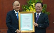 Thủ tướng trao quyết định bổ nhiệm cho ông Lê Minh Hoan