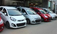 Thị trường ôtô cũ Hà Nội khan hàng