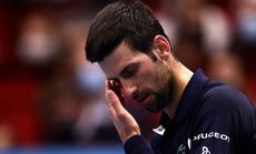 Djokovic gây sốc khi thất bại ở giải ATP 500