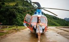 Mù Cang Chải sắp có tour ngắm cảnh từ trực thăng