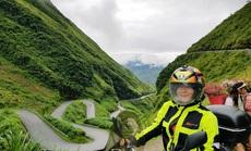 """Nữ """"phượt thủ"""" U60 đặt chân đến 62 tỉnh - thành, leo 26km núi đầy ngoạn mục"""