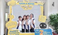 Nam A Bank tri ân thầy cô nhân Ngày Nhà giáo Việt Nam 20-11