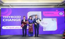 """Quỹ """"The Merck Family"""" cùng Bệnh viện Nội tiết Trung ương công bố kết quả dự án """"Thyroid Change"""""""