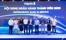 TPBank cùng lúc nhận 3 giải thưởng về thẻ nội địa do NAPAS trao tặng
