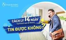 Thông tin gói dịch vụ hỗ trợ nhập cảnh và khách sạn phục vụ cách ly tại Việt Nam