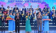 """Lần thứ 5 liên tiếp Vietravel vinh dự đón nhận danh hiệu """"Thương hiệu quốc gia Việt Nam 2020"""""""