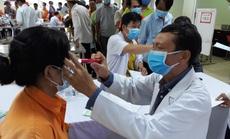 VWS chăm sóc sức khỏe cho người lao động