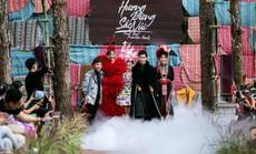 """Mãn nhãn với show thời trang """"Hương rừng, sắc núi"""" tại Đắk Nông"""
