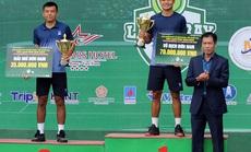 """Lý Hoàng Nam thua """"sốc"""" ở chung kết VTF Masters 500 lần 2-2020"""