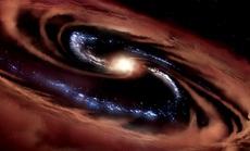 """Sống sót dù bị lỗ đen nuốt, """"quái vật"""" sinh ra 100 """"mặt trời"""" mỗi năm"""