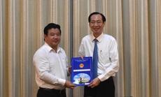 Ông Nguyễn Trần Phú làm Phó Giám đốc Sở Tài chính TP HCM
