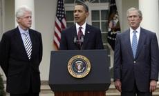 3 cựu tổng thống Mỹ sẵn sàng tiêm vắc-xin Covid-19