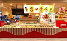 """""""Acecook Buffet Mì ly"""" - Nhà hàng mì ly tự chọn đầu tiên tại Việt Nam"""