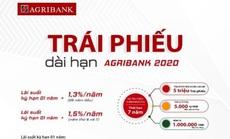 Agribank phát hành 5.000 tỉ đồng Trái phiếu ra công chúng năm 2020