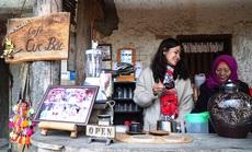 Lên Hà Giang uống cà phê Cực Bắc
