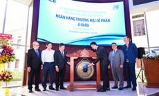 Hơn 2,16 tỉ cổ phiếu ACB chính thức được giao dịch trên sàn HoSE