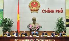 Bổ sung phân công công tác của Thủ tướng và 4 Phó Thủ tướng