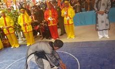 """Minh Thề – """"mỹ tục khả phong"""", báu vật văn hóa lễ hội"""