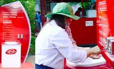 Trạm rửa tay miễn phí giúp bảo vệ 14.000 người/ngày
