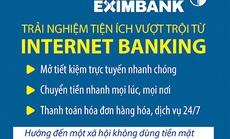 Eximbank hướng đến không dùng tiền mặt