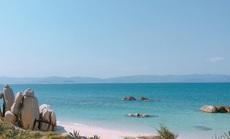Né dịch tại hòn đảo hoang sơ, tuyệt đẹp ở Bình Thuận