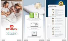Năm 2020, Kymdan đẩy mạnh bán hàng trực tuyến