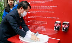 Gây quỹ xây dựng 100 trạm rửa tay Lifebuoy miễn phí