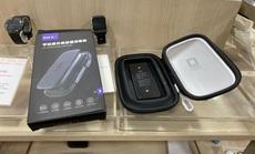 Săn tìm thiết bị khử khuẩn điện thoại di động