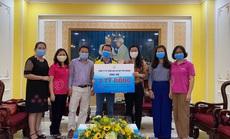 PNJ trao tặng 3 tỉ đồng ủng hộ phòng chống dịch Covid-19 và hỗ trợ hạn mặn miền Tây