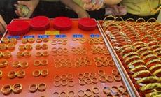 Giá vàng nhẫn rẻ hơn vàng SJC trên 2 triệu đồng/lượng