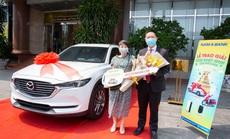 Nam A Bank trao giải ô tô trị giá 1,2 tỉ đồng cho khách hàng