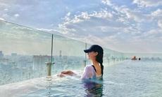 """""""Bỏ túi"""" 4 khách sạn TP HCM sở hữu hồ bơi tầng thượng view đẹp"""