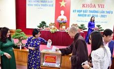 Vì sao Thừa Thiên – Huế vẫn họp HĐND trong thời điểm cách ly xã hội?
