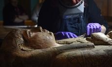 Ra khỏi quan tài 3.000 năm, công chúa Ai Cập để lộ bức chân dung bí ẩn