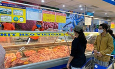 Co.opmart giảm giá nhiều mặt hàng thịt heo