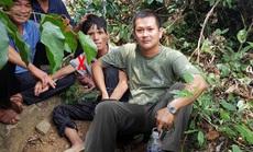 Ly kỳ chuyện nhóm thợ săn bắt nghi phạm giết người trốn trong rừng sâu