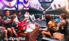 """Lộ mặt kẻ """"điều khiển"""" các bữa tiệc trác táng của dân chơi Biên Hòa"""