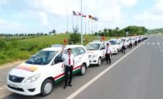 Vinasun Taxi giảm giá cước để chia sẻ khó khăn với khách hàng