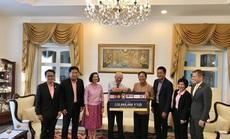 Tấm lòng người Thái Lan gửi đến người bạn Việt Nam
