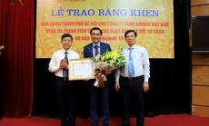 Amway Việt Nam liên tiếp nhận bằng khen của UBND TP Hà Nội và tỉnh Lạng Sơn