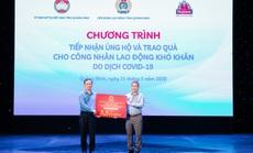 Nhãn hàng Neptune hỗ trợ hơn 3,5 tỉ đồng cho người lao động tại Quảng Ninh