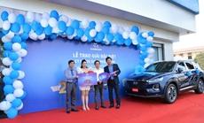 Giao dịch tại Eximbank, trúng thưởng ôtô Hyundai SantaFe 2.4 AT phiên bản Premium