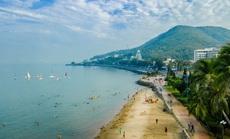 TP biển Vũng Tàu đón làn sóng du khách mới