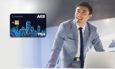 """Thẻ tín dụng doanh nghiệp ACB Visa Corporate """"chào sân"""""""