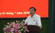 UBND TP HCM điều chỉnh công việc lãnh đạo sau khi ông Trần Vĩnh Tuyến bị khởi tố