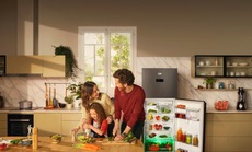 Beko ra mắt tủ lạnh công nghệ mới với ánh sáng vi chất HarvestFresh