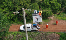 EVNSPC diễn tập phòng chống thiên tai và tìm kiếm cứu nạn