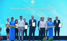 Hilton Hà Nội Opera và InterContinental Hà Nội Westlake được vinh danh là khách sạn được yêu thích nhất